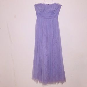 Woman's tulle dress